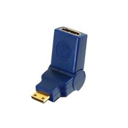 C2g HDMI Female to HDMI Mini Male Port Saver Adapt