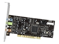 Sound Blaster Audigy SE PCI Sound Card (30SB057000