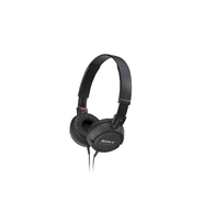 Sony MDR ZX100/BLK - ZX Series - headphones - full