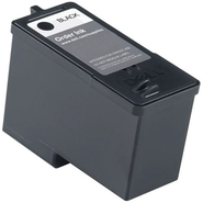 Dell 966 High-Capacity Black Ink (Series 7) for De