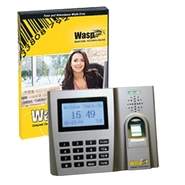 Wasp Wasp WaspTime Standard Biometric Time and Att