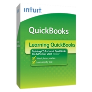 Intuit Learning QuickBooks 2013 For Windows (41927