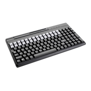 *Retail Select* Small POS Keyboard w/ MSR- 116 Key