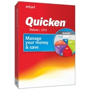 Intuit Download-Quicken Deluxe 2013 (419360)