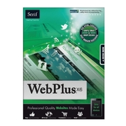 Download - Serif WebPlus X6 (WPX6ESD)