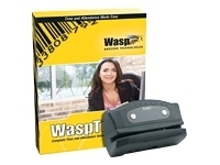 Wasp Wasp WaspTime v6 Standard Barcode Time and At