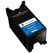 Dell Single Use Standard Yield Color Cartridge (Se
