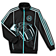 Adidas          Tron Light Cycle Jacket