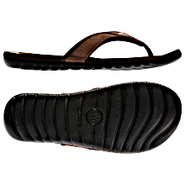 Calo Leather Slides