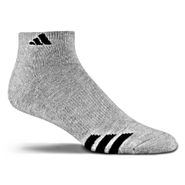 Cushioned 3-Stripes Low-Cut Socks 3 PR