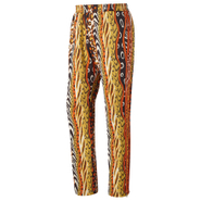 Jeremy Scott Leopard Firebird Track Pants