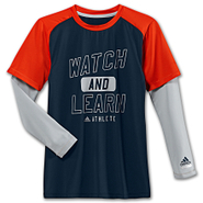 TECHFIT Two-in-One Tee