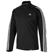 RESPONSE Fleece Long Sleeve Half-Zip Top