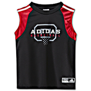Basketball Sleeveless Top