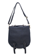 CC Skye Onie Messenger Bag in Ostrich Black Ostric