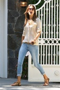 Siwy Hannah Slim Crop Jean in Let Me Know - Let Me