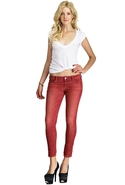 SALE-Siwy Hannah Slim Crop in You'll Be Mine - You