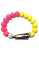 Glammo Ammo Bracelet - Neon