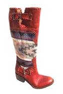 Quixote Boot - Burgundy - 8