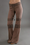 Drawstring Pant in Moonstone
