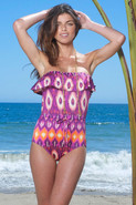 Lovely Jumper One Piece in Ikat