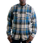 Men Turner Herringbone Flannel 44350
