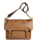 Oak Barnaby Messenger Bag