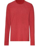 Red Cotton Sweatshirt