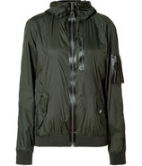 Kale Green Robin Nylon Jacket