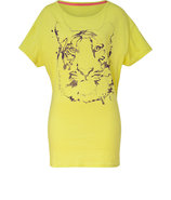 Lemon Pop Cotton Sleep Tee