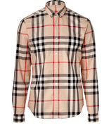 New Classic Check Cotton Niall Shirt