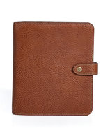 Oak Leather Agenda
