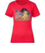 Rock Lobster Multi Cotton Island Pine T-Shirt