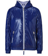 Zaffiro Blue Full Zip Alete Jacket