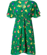 Amazon Fruit Print Dress