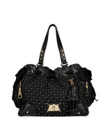 Black Quilted Nylon Daydreamer Bag