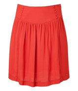 Coral Swing Skirt