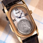 Seated Liberty Dime Watch