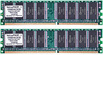 Kingston 8GB PC2-5300 240-pin DDR2 SDRAM