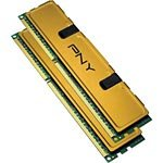PNY 8GB PC3-10600 240-pin DDR3 SDRAM DIMM Kit