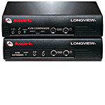 Longview Transmitter/Receiver Pair, (2) Power Supp