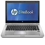 HP Smart Buy EliteBook 8470p : 2.5GHz