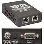 VGA/Audio-over-Cat5 Extender 2-Port Transmitter B1