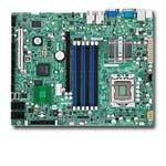 Motherboard, X58, Core i7, ATX, Max 24GB DDR3, PCI