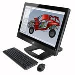 HP Smart Buy Z1 AIO Workstation : 3.3GHz Xeon QC