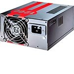 1200W True Power Quattro PSU, Six 12V Outputs, 80-