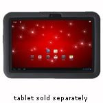 Silicone Case for Excite 10 Tablet PC, Black PA151