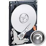 320GB WD Scorpio Black SATA II Notebook Hard Drive