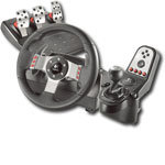 Logitech, Inc. Logitech G27 Racing Wheel for PlayS
