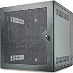 APC NetShelter WX 13U Enclosure with Threaded Hole